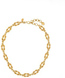 Love Knot necklace - GOLD