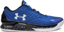 UA Team Curry 1 Low sneakers - Blue