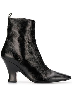 The Victorian ankle boots - Black