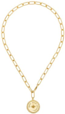 Coin Pendant necklace - GOLD