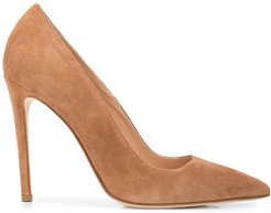 pointed toe pumps - Brown