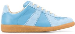 Replica panelled low-top sneakers - Blue