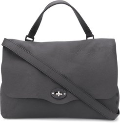 Postina large tote - Black