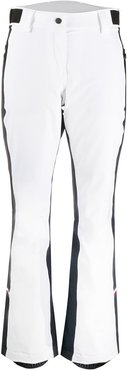 x Rossignol side stripe trousers - White