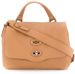Postina crossbody bag - Brown