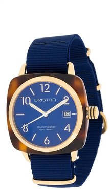 Clubmaster Classic Acetate watch - Blue