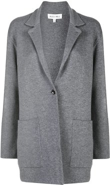 oversized blazer - Grey