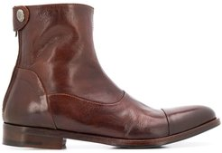 Zoe ankle boots - Brown