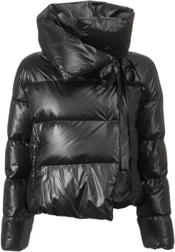 Bacon Deluxe Cropped Padded Jacket