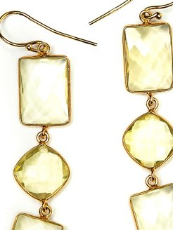 Crystal Detail Earrings