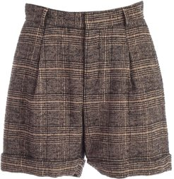 Philosophy Checked Shorts
