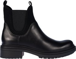 Elasticated Side Ankle Boots