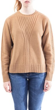 Virgin Wool And Cashmere Blend Sweater