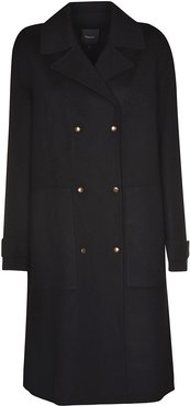 New Divide Luxe Double Breasted Coat