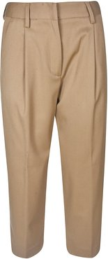 Official Cropped Trousers