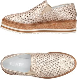 E.VEE Loafers