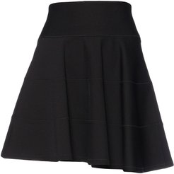 Knee length skirts
