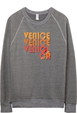 Venice Champ Eco-Fleece Sweatshirt