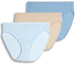 3-Pack Supersoft Breathe French-Cut Panties