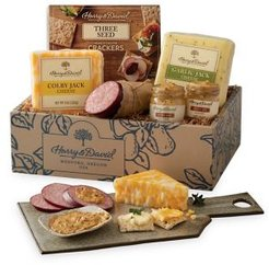 Classic Meat & Cheese Gift Box