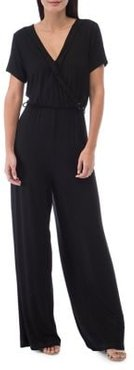 Blasie Relaxed-Fit Wide-Leg Jumpsuit