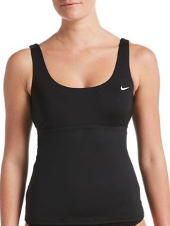 Essential Scoopneck Tankini Top