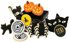 Witchy Night Cookie Collection