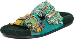 Vail Double Band Sandals