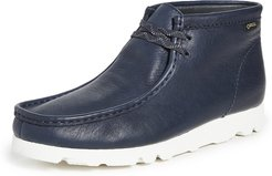 Goretex Leather Wallabee Boots