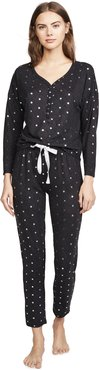 Whisperluxe Foil Star PJ Set