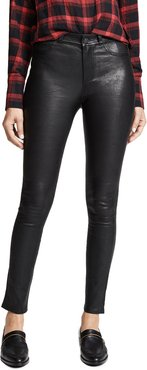 Hoxton Stretch Leather Pants