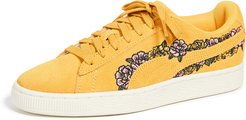 Suede Classic TOL Embroidery Sneakers