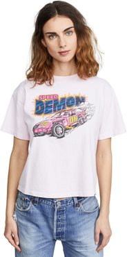 Speed Demon Boyfriend Tee