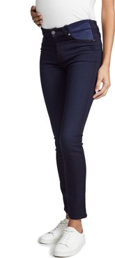 High Rise Skinny Maternity Jeans