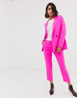 Custommade Adia pink suit pants