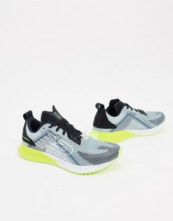 fuelcell echo-lucent sneakers in gray