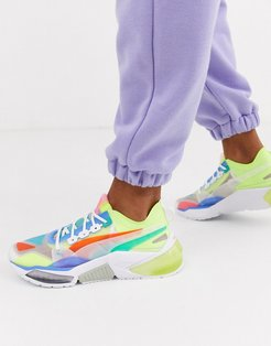 LQDCELL Optic Interest multi colored sneakers