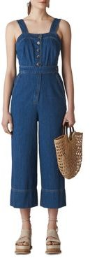 Tia Denim Jumpsuit