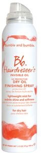 Bb. Hairdresser's Invisible Oil Uv Protective Dry Oil Finishing Spray 3.2 oz.