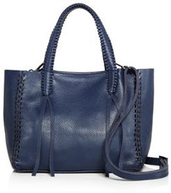 Iconic Mini Leather Tote