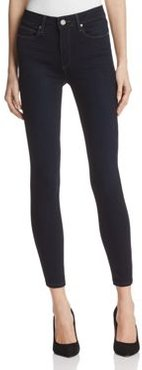Hoxton High Rise Ankle Jeans in Mona - 100% Exclusive