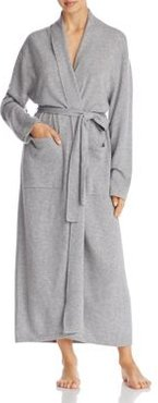 Cashmere Blend Long Robe - 100% Exclusive