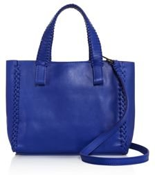 Grace Loop Mini Leather Tote