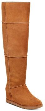 Classic Femme Over-the-Knee Boots