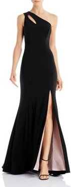 One-Shoulder Gown - 100% Exclusive