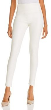 Bagatelle. nyc High-Rise Faux Leather Leggings - 100% Exclusive