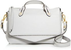 Franca Leather Satchel
