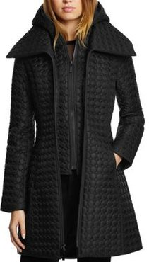 Gwen Circle-Quilted Jacket