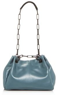 Grace Leather Mini Hobo