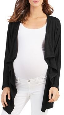 Maternity Cozy Nursing Cardigan
